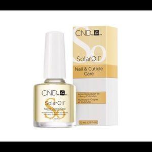 Nail & Cuticle care - CND solarOil